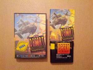 Desert Strike - Sega Mega Drive