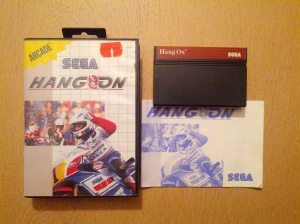 Hang-On - Sega Master System