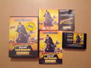 Indiana Jones and the Last Crusade - Sega Mega Drive