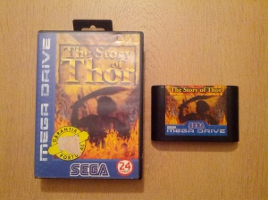 The Story of Thor - Sega Mega Drive