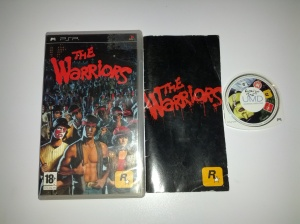 The Warriors - Sony Playstation Portable