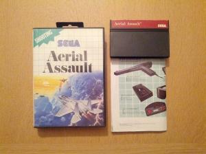 Aerial Assault - Sega Master System