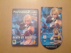 Death By Degrees - Sony Playstation 2