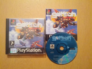 Gekioh Shooting King - Sony Playstation
