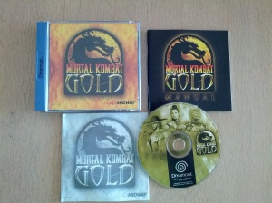 Mortal Kombat Gold - Sega Dreamcast