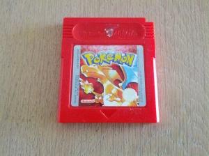 Pokémon Red - Nintendo Gameboy