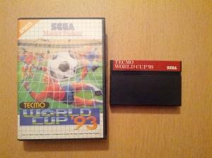 Tecmo World Cup 93 - Sega Master System