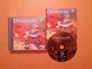Time Stalkers - Sega Dreamcast
