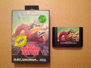 Bio Hazard Battle - Sega Mega Drive