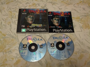 Dracula 2 The Last Sanctuary - Sony Playstation