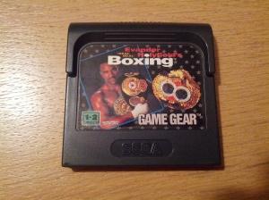 Evander Holyfield's Boxing - Sega Game Gear