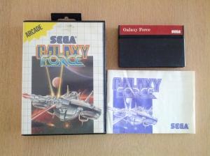 Galaxy Force - Sega Master System