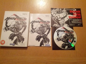 MadWorld - Nintendo Wii