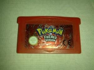 Pokemon Fire Red - Nintendo Gameboy Advance