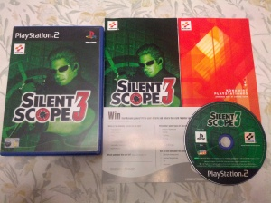 Silent Scope 3 - Sony Playstation 2