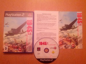 1945 I & II The Arcade Games - Sony Playstation 2