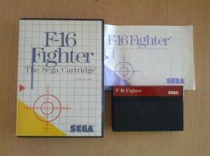 F-16 Fighter - Sega Master System