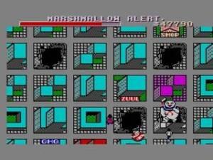 Se não formos bons o suficiente, corremos o risco de ter a cidade toda destruída pelo Marshmallow Man