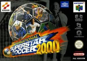 ISS 2000 N64