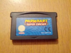 Mario Kart Super Circuit - Nintendo Gameboy Advance
