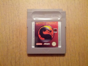 Mortal Kombat - Nintendo Gameboy
