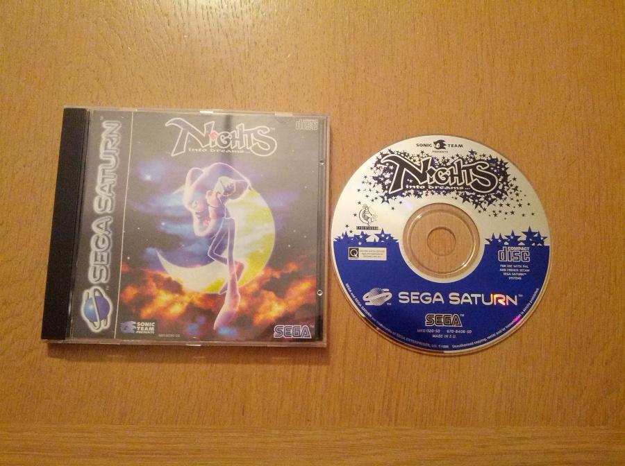 Nights - Sega Saturn