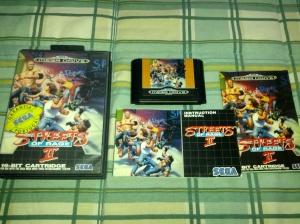 Streets of Rage II - Sega Mega Drive