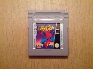 The Amazing Spider-Man (Nintendo Gameboy)