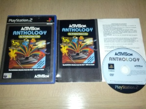 Activision Anthology - Sony Playstation 2