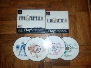 Final Fantasy IX - Sony Playstation