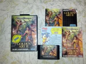 Golden Axe II - Sega Mega Drive