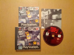 Grand Theft Auto 2 - Sony Playstation