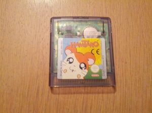 Hamtaro - Nintendo Gameboy Color