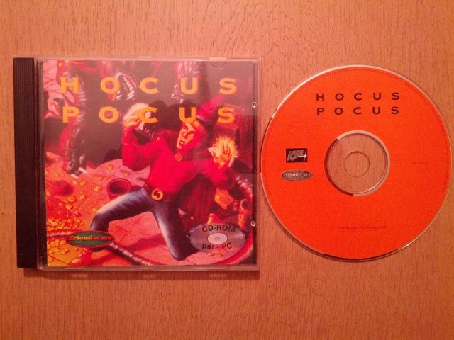 Hocus Pocus - PC
