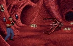 Alguns aliens também não são lá muito bonitos, mas os humanos batem todos os recordes