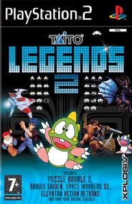 Taito Legends 2