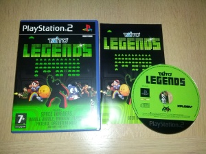 Taito Legends - Sony Playstation 2