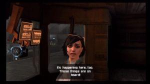 Lexine é uma das personagens centrais do jogo, afinal até serviu de capa!
