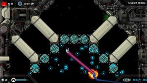 Esta seria uma boa situação para se disparar umas bombas... ou teletransportar para o espaço acima...