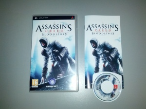 Assassin's Creed Bloodlines - Sony Playstation Portable