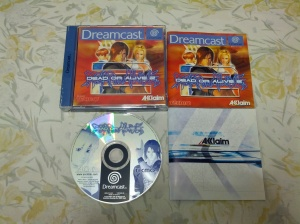 Dead or Alive 2 - Sega Dreamcast