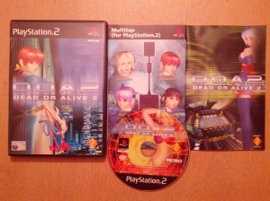 Dead or Alive 2 - Sony Playstation 2