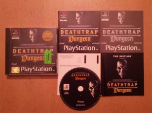 Deathtrap Dungeon - Sony Playstation