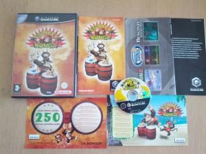 Donkey Konga - Nintendo Gamecube