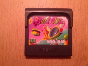 Fantasy Zone - Sega Game Gear