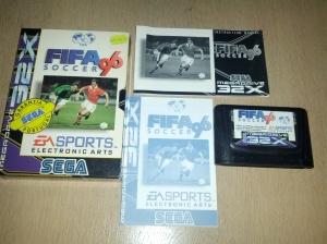 FIFA 96 - Sega 32X