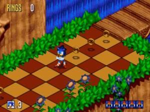 Apesar da velocidade ter sido sacrificada, não deixa de ter a identidade muito própria dos Sonics clássicos