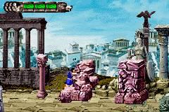 Sim, este primeiro nível faz lembrar imenso o primeiro nível do Altered Beast original