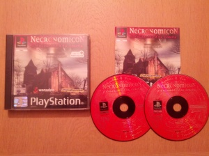Necronomicon - Sony Playstation