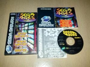 Sega Ages Volume 1 - Sega Saturn